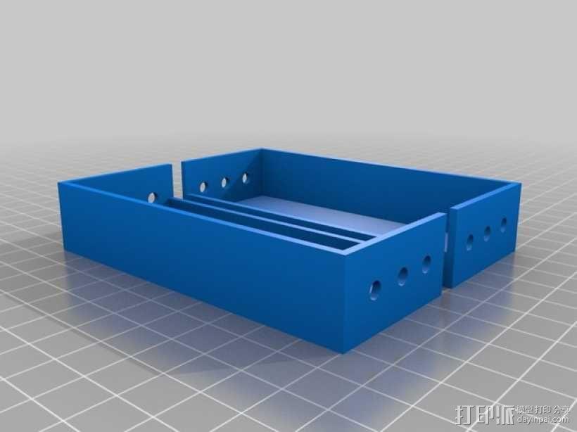 可折叠工具箱模型 3D模型  图6