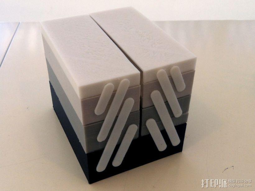可折叠工具箱模型 3D模型  图7