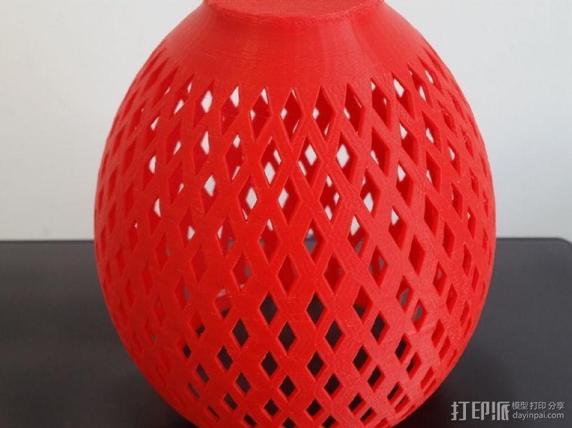 经典圆形灯罩模型 3D模型  图4