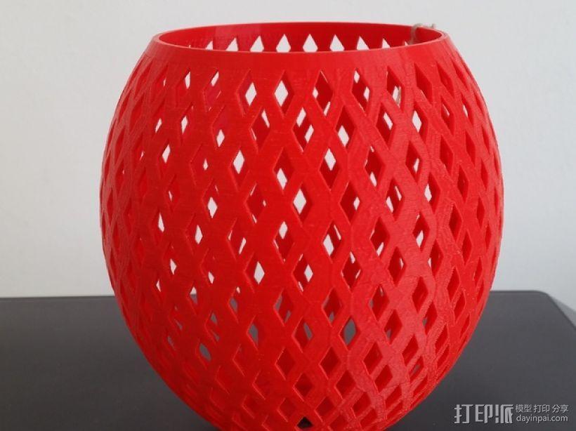 经典圆形灯罩模型 3D模型  图5