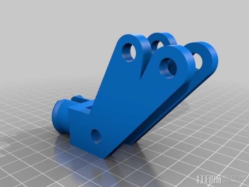 迷你小台灯模型 3D模型  图4