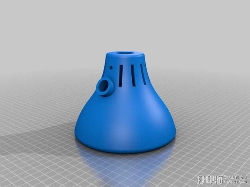 迷你小台灯模型 3D模型  图5