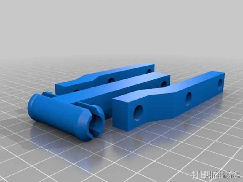 迷你小台灯模型 3D模型  图6