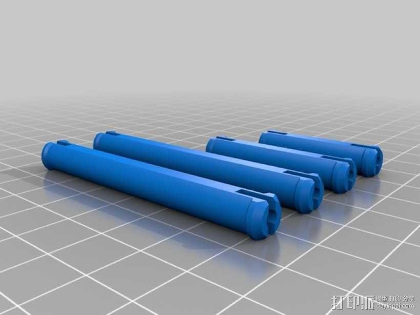 迷你小台灯模型 3D模型  图7