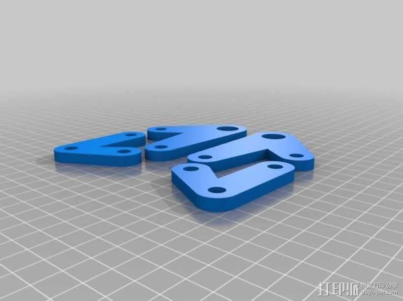 迷你小台灯模型 3D模型  图10