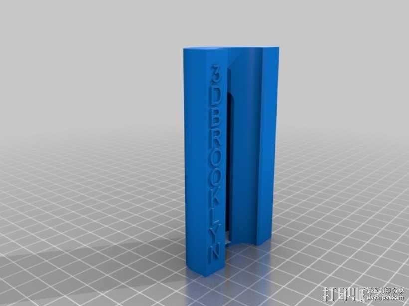 香烟火机套件模型 3D模型  图2