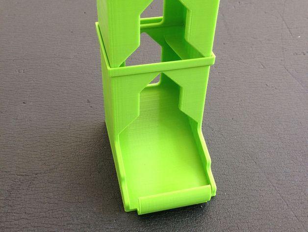 可伸展的电池盒模型 3D模型  图6