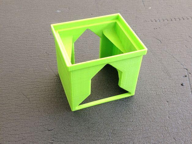可伸展的电池盒模型 3D模型  图7