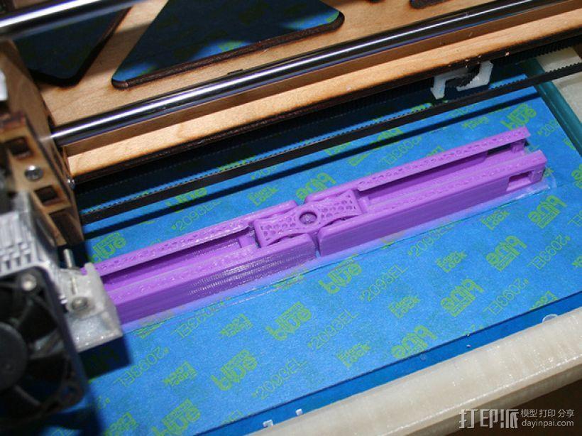 可折叠的衣架模型 3D模型  图8