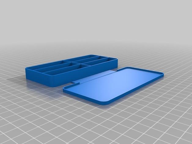 定制化迷你小盒模型 3D模型  图5