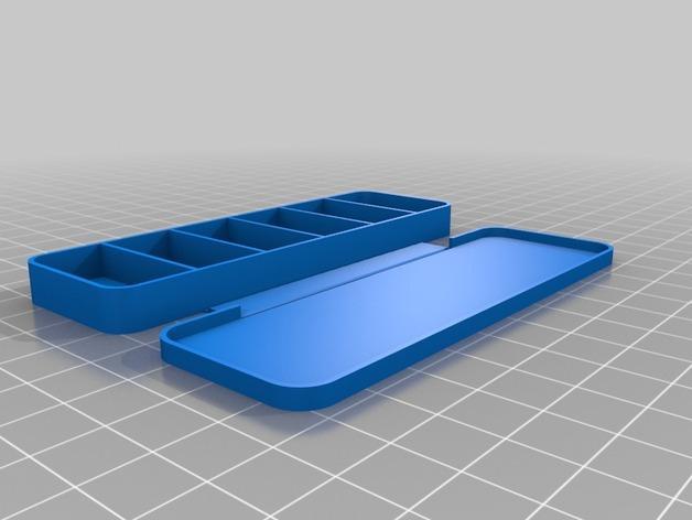 定制化迷你小盒模型 3D模型  图8