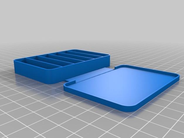 定制化迷你小盒模型 3D模型  图7