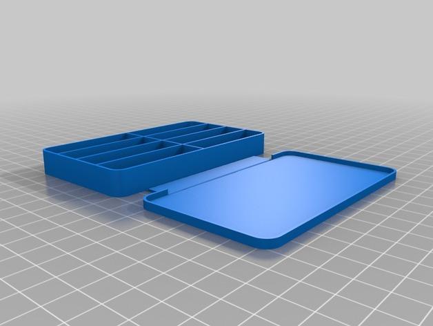 定制化迷你小盒模型 3D模型  图9