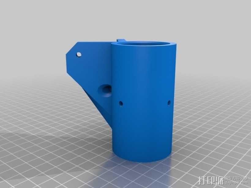 PLEXUS 1角架模型 3D模型  图2