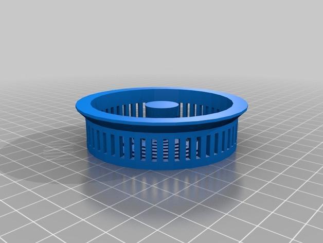 定制化厨房水槽过滤器 3D模型  图3