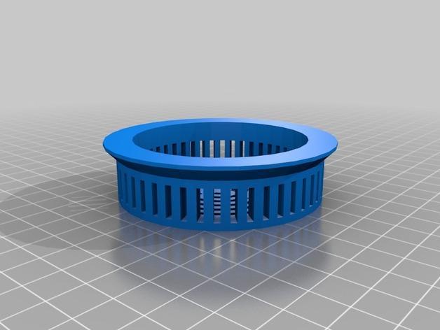 定制化厨房水槽过滤器 3D模型  图6