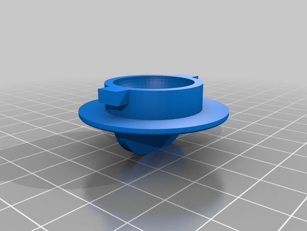 简易捕鼠器模型 3D模型  图3