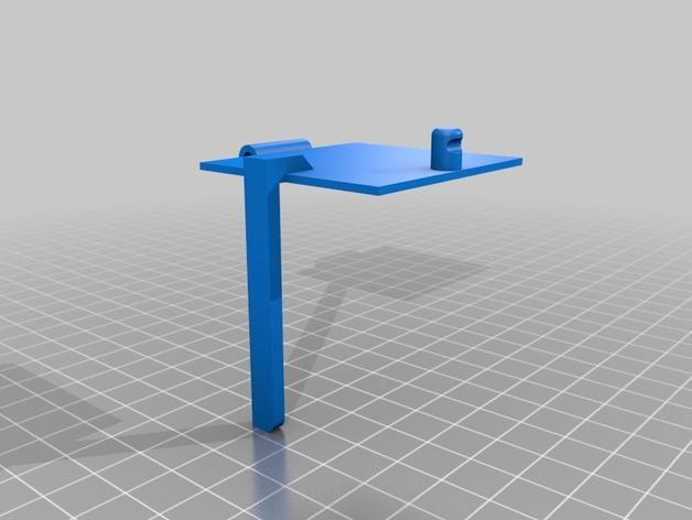 简易捕鼠器模型 3D模型  图2