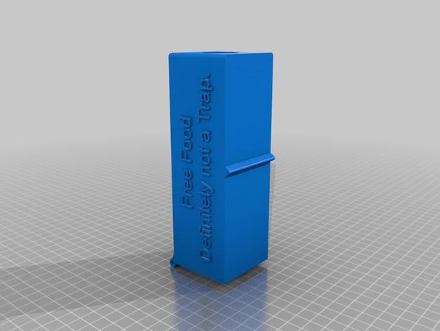 简易捕鼠器模型 3D模型  图5