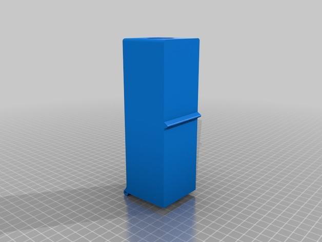 简易捕鼠器模型 3D模型  图6