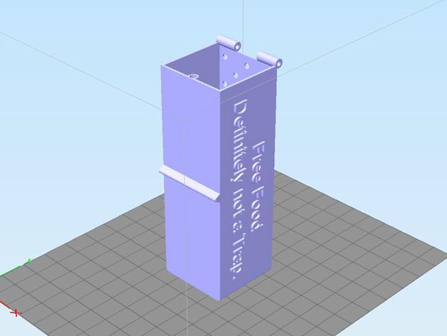 简易捕鼠器模型 3D模型  图10