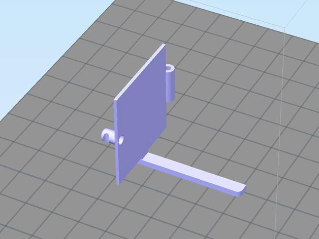 简易捕鼠器模型 3D模型  图13