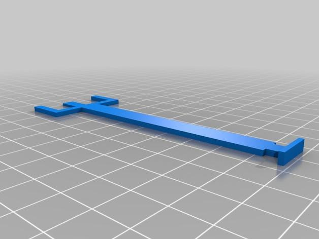 圆形名片夹模型 3D模型  图2