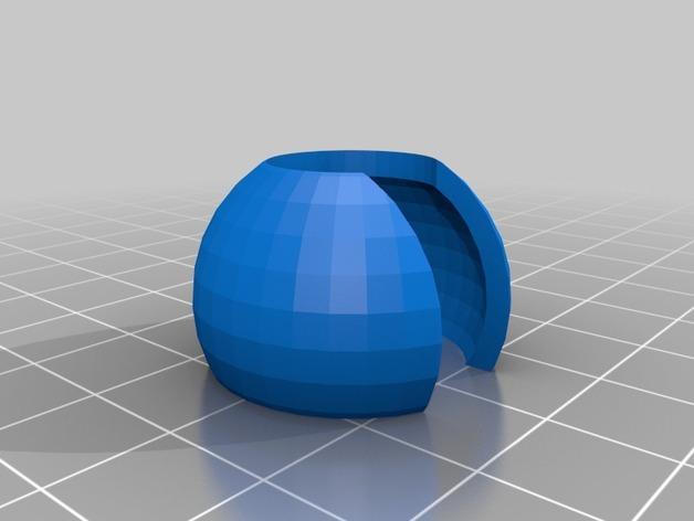 电线保护套模型 3D模型  图2
