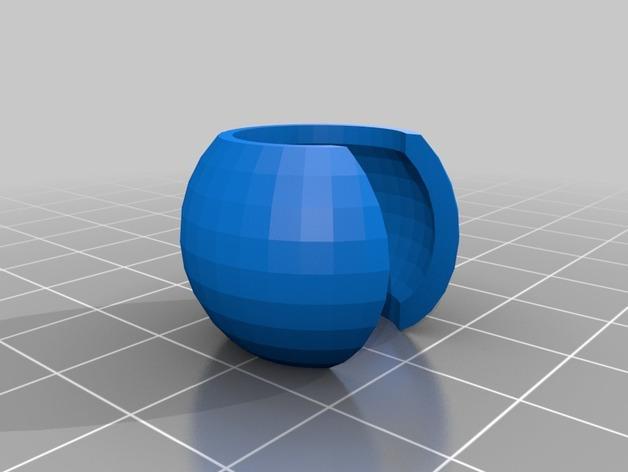 电线保护套模型 3D模型  图3