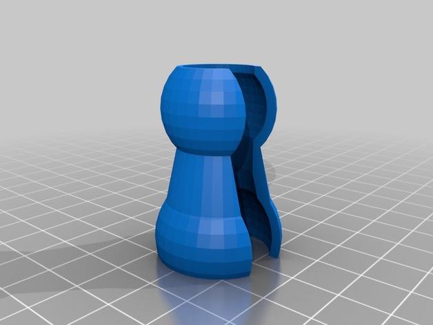 电线保护套模型 3D模型  图4
