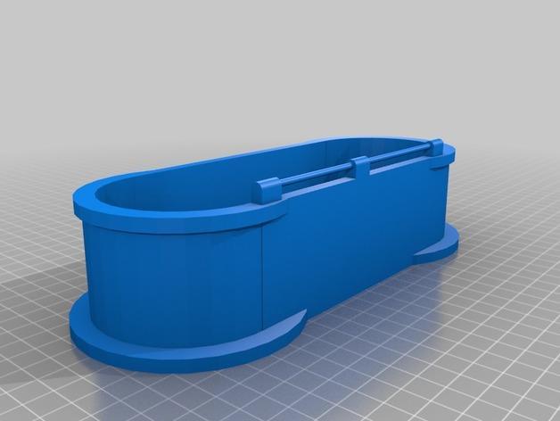 迷你铅笔盒模型 3D模型  图6