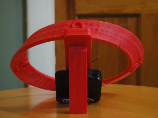 莫比乌斯带状钟面模型 3D模型  图4