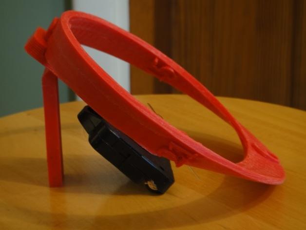 莫比乌斯带状钟面模型 3D模型  图5