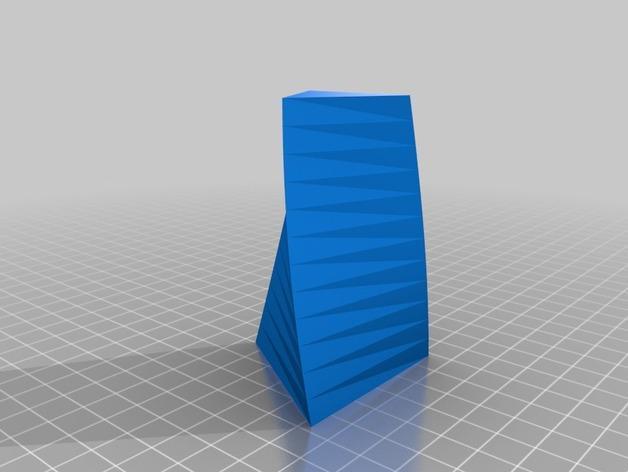 定制化多边形花盆模型 3D模型  图6