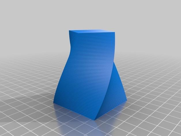 定制化多边形花盆模型 3D模型  图8
