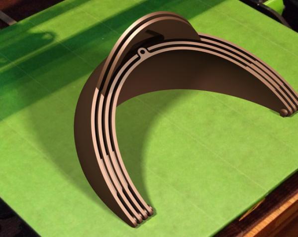 内嵌式鸟笼模型 3D模型  图16