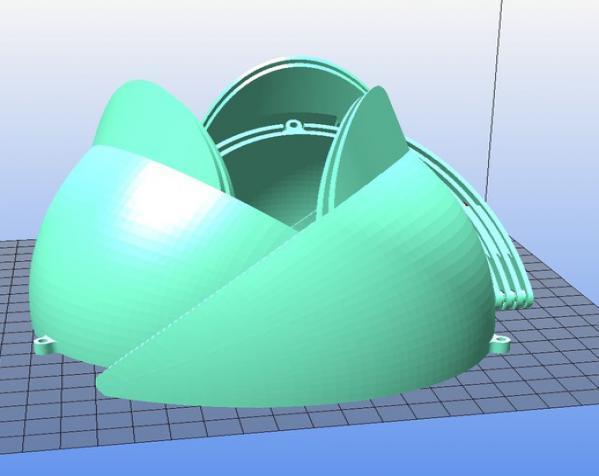 内嵌式鸟笼模型 3D模型  图19