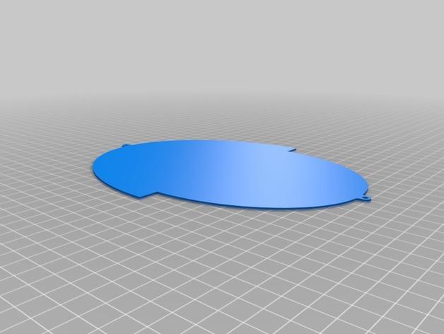 内嵌式鸟笼模型 3D模型  图21