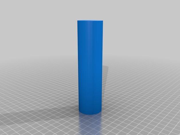 迷你实用卫生纸架模型 3D模型  图5