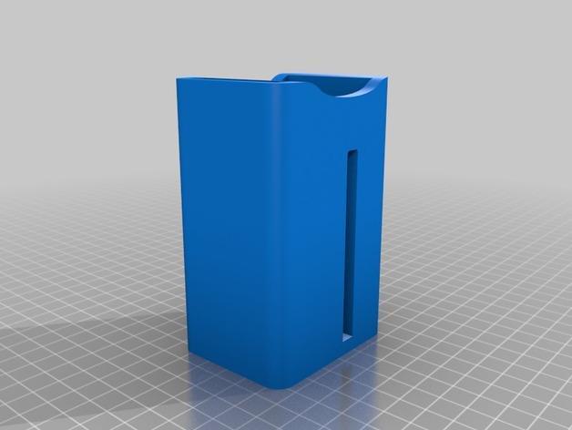 黄油分割刀/容器模型 3D模型  图5