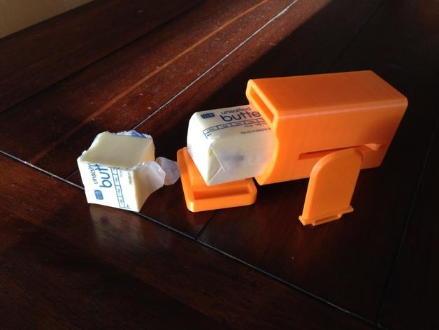 黄油分割刀/容器模型 3D模型  图7
