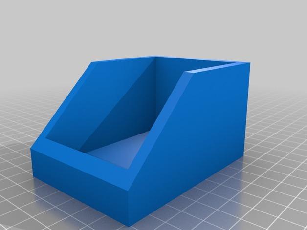 参数化钉板托盘模型 3D模型  图4