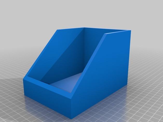 参数化钉板托盘模型 3D模型  图2