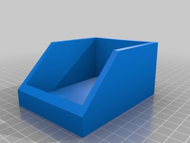 参数化钉板托盘模型 3D模型  图3