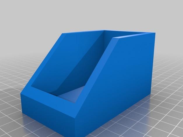参数化钉板托盘模型 3D模型  图5