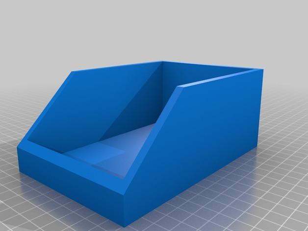 参数化钉板托盘模型 3D模型  图6