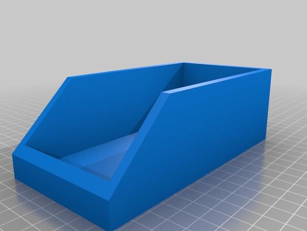 参数化钉板托盘模型 3D模型  图7