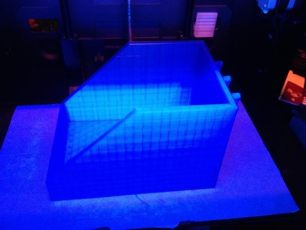 参数化钉板托盘模型 3D模型  图9