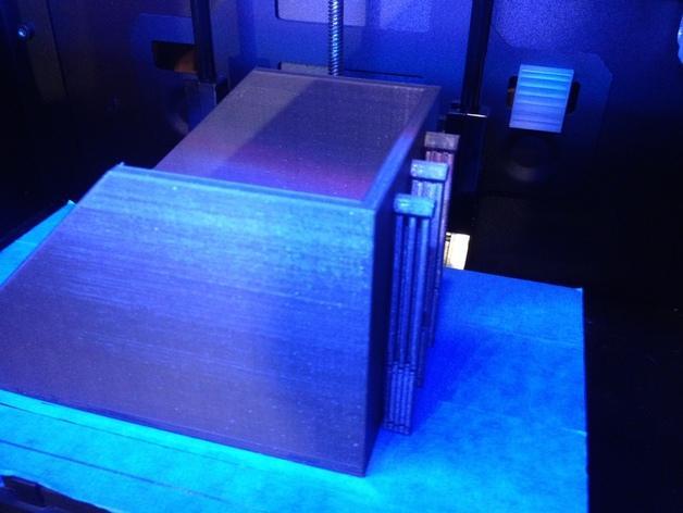 参数化钉板托盘模型 3D模型  图10
