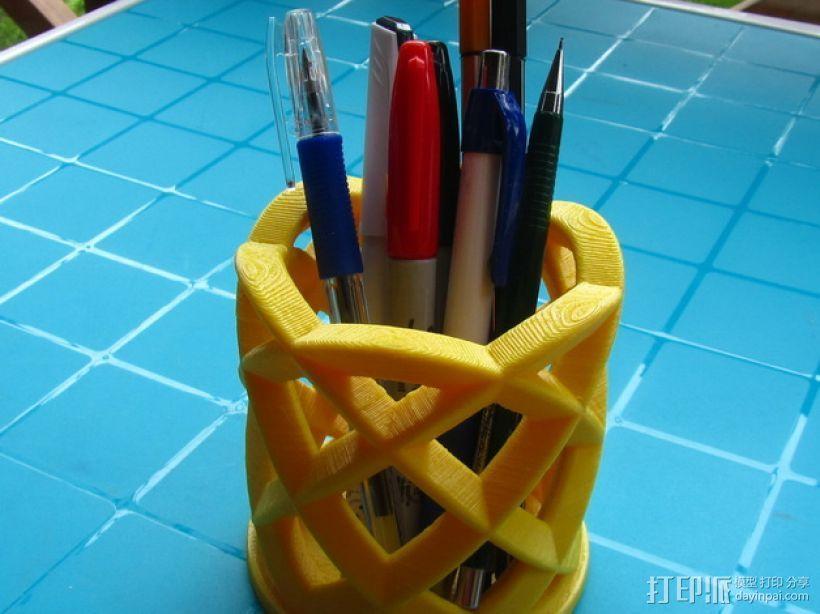 办公室笔筒模型#5 3D模型  图8